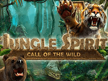 Онлайн игровой автомат Дух Джунглей