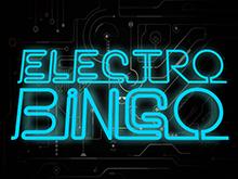 Онлайн автомат на деньги Электро Бинго